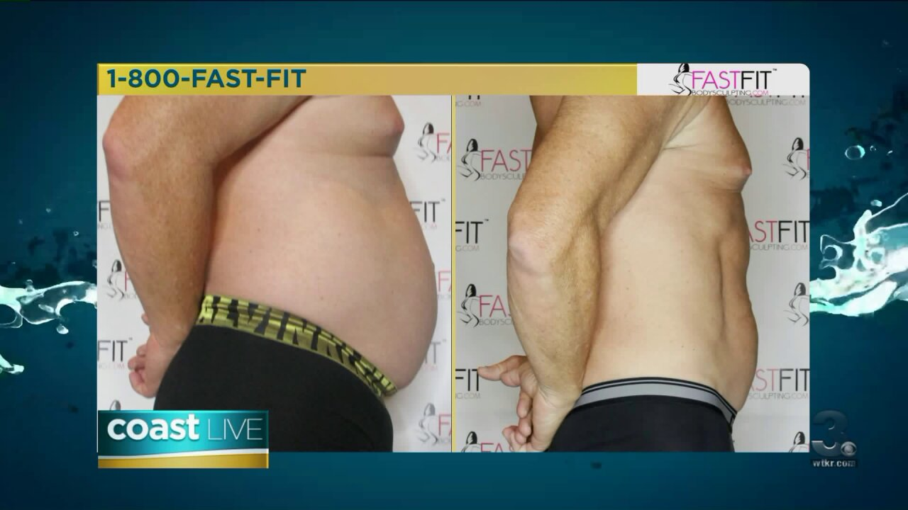 The dangers of visceral fat and a way to get rid of it on Coast Live