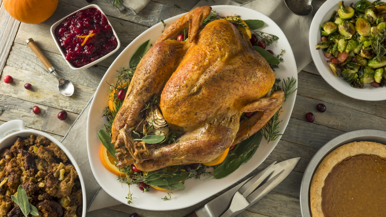 If you're hosting Thanksgiving dinner, check your pantry and fridge for these recalled foods