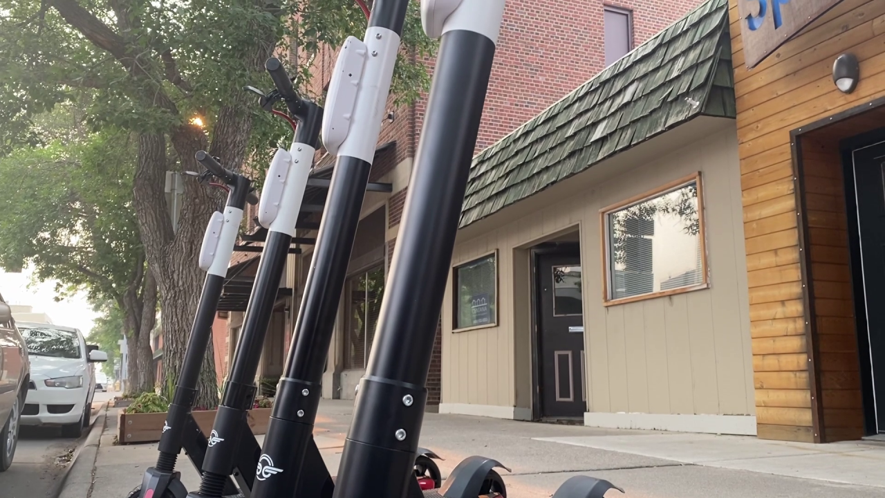 Electric scooter company Bird arrives in Great Falls