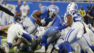 Colts Lions Football