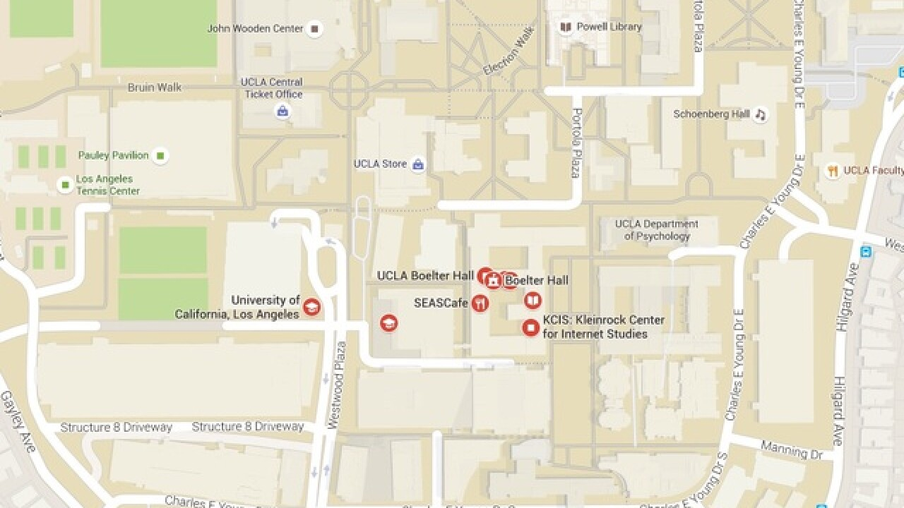 UCLA campus on lockdown following shooting repor