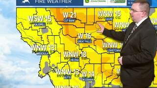 Ag Weather: Fire Weather Concerns Elevated