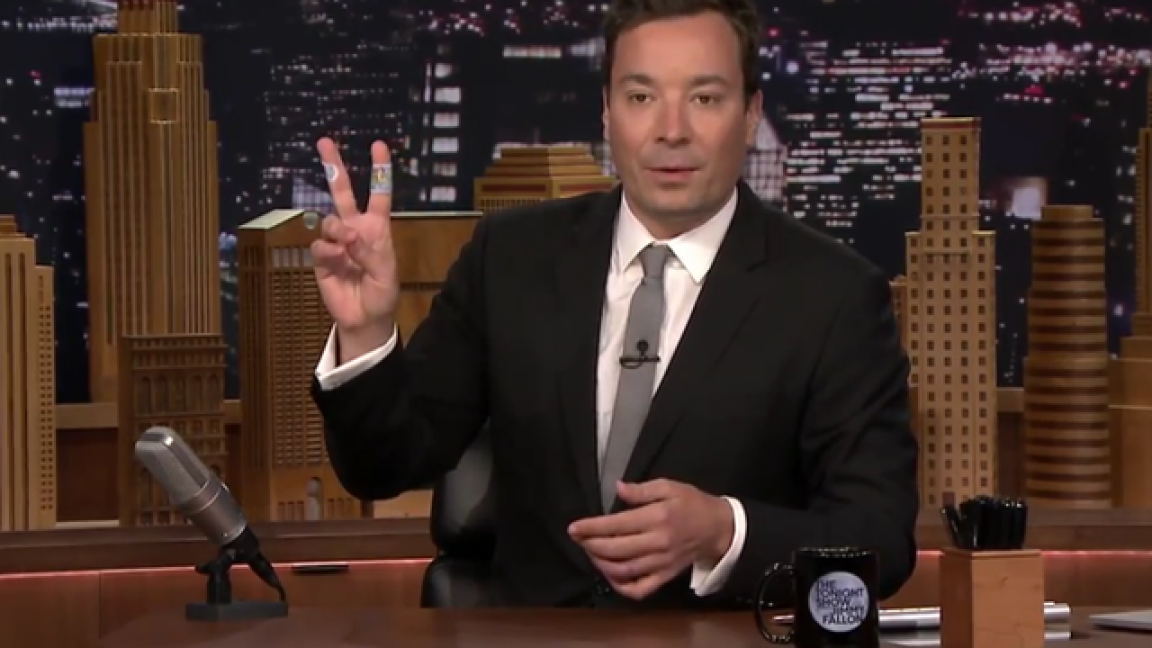 NBC Exec: Fallon doesn't have a drinking problem