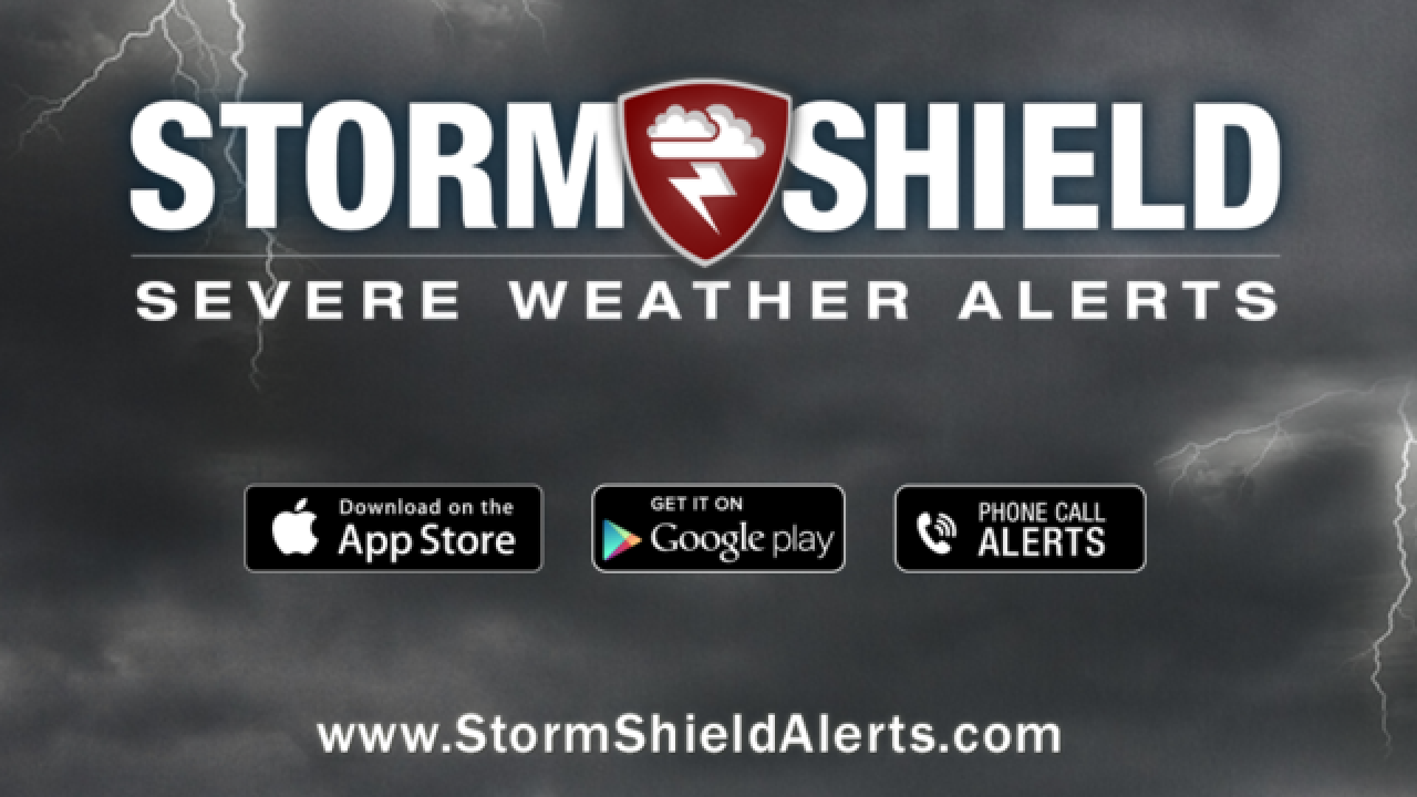 Storm Shield: 'I never thought that an app could save my life'