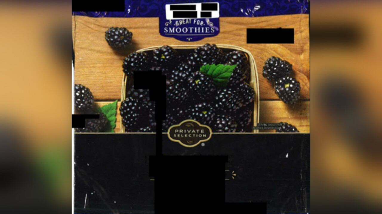 Kroger recalls some berries over possible Hepatitis A contamination