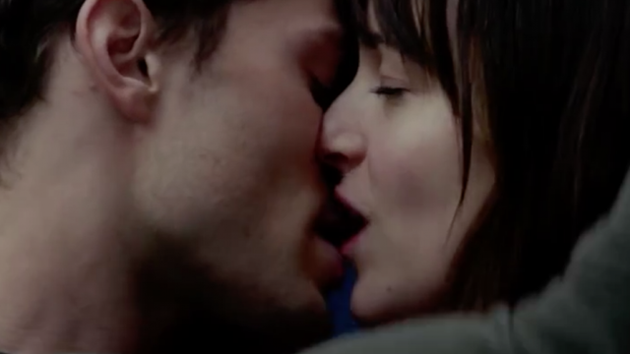 New 'Fifty Shades Darker' trailer passes 'Star Wars' as most watched