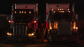 Truckers express concern about working in cities that defund police