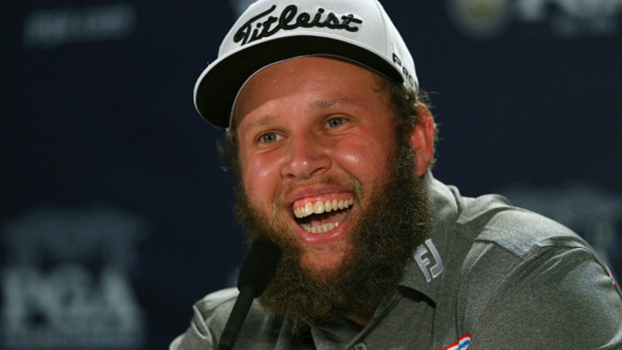 PETA asks that golfer change his nickname from 'Beef' to 'Tofu'