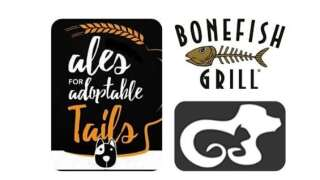 Bonefish Grill raising money for Acadiana Animal Aid today