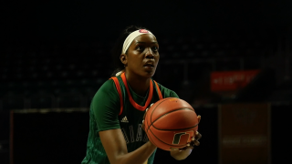 Local Hoops Hero For Hurricanes Women's Basketball Team!