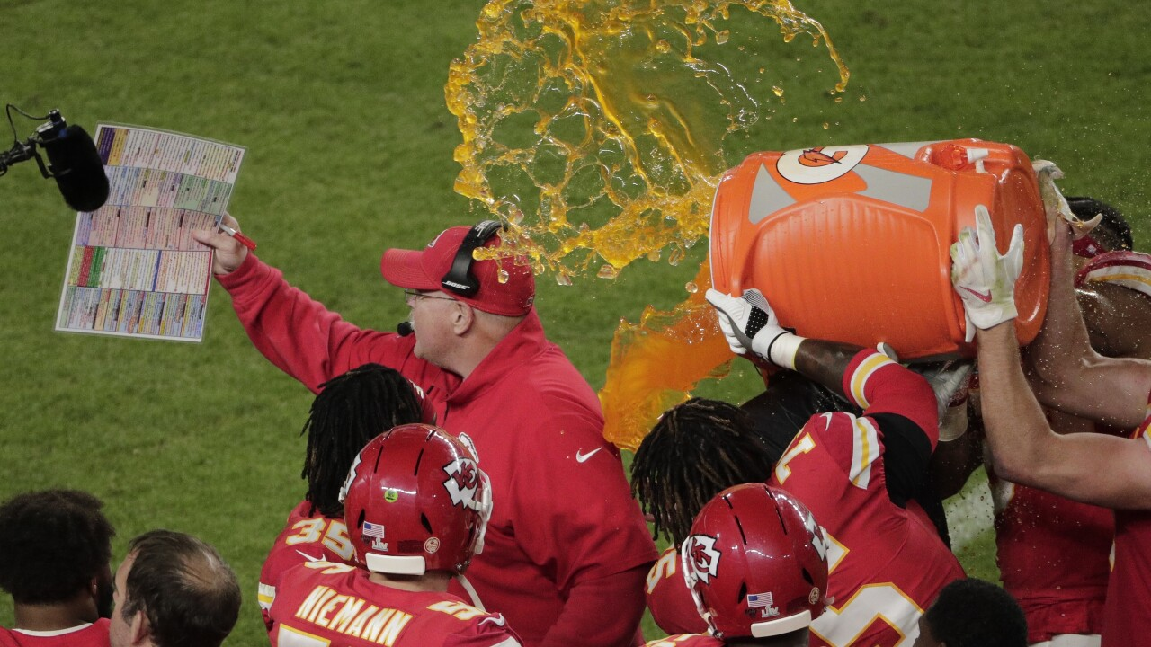 Chiefs fans, local leaders and celebrities react to team's first Super Bowl win in 50 years