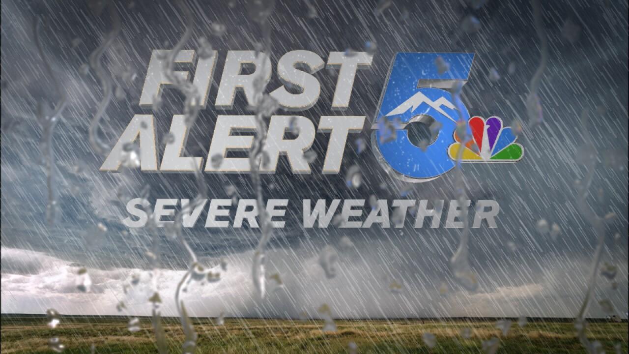 KOAA Severe Weather Fullscreen
