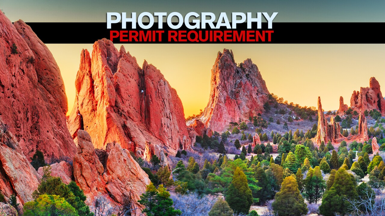 News 5 Investigates: Free parks, but not for commercial photographers under new city plan