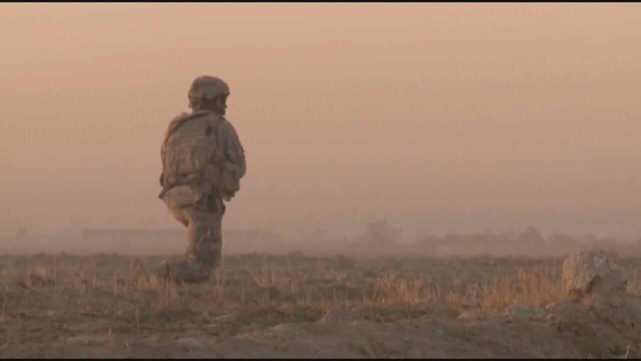 VA works to help vets control PTSD