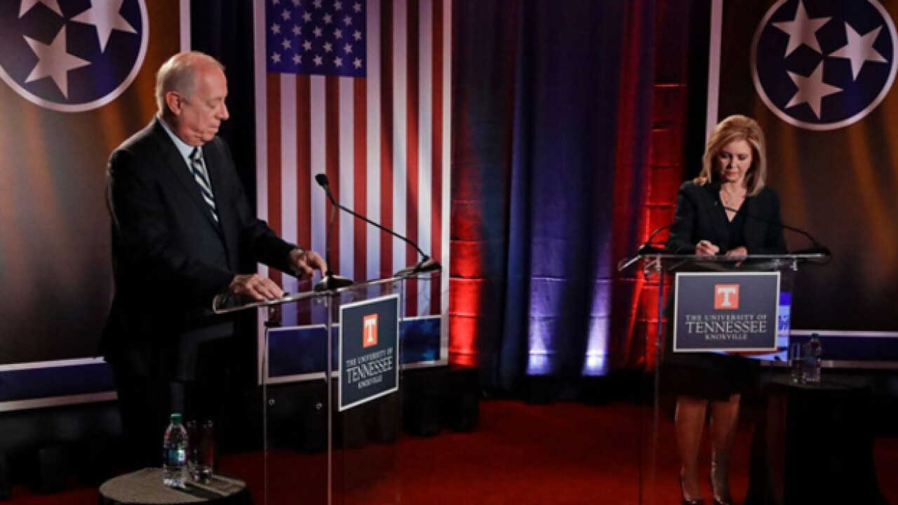 Bredesen, Blackburn Spar in Final Debate