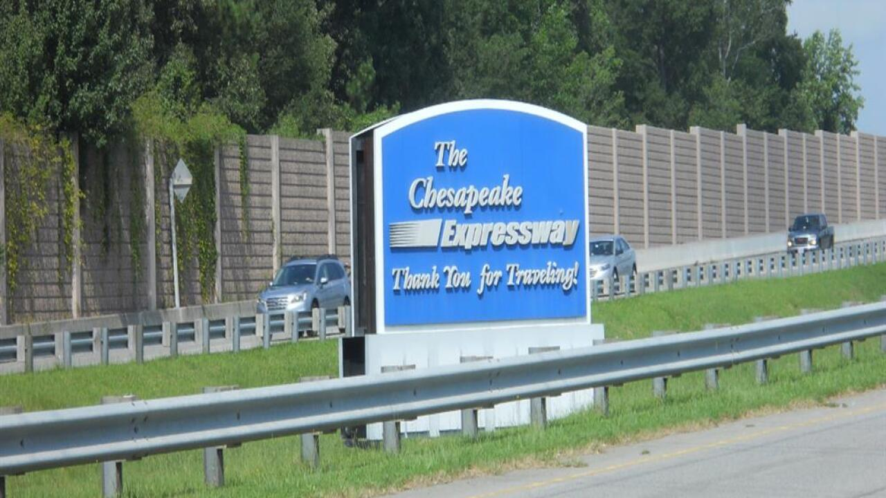 Tolls suspended on Chesapeake Expressway northbound for OBX evacuations