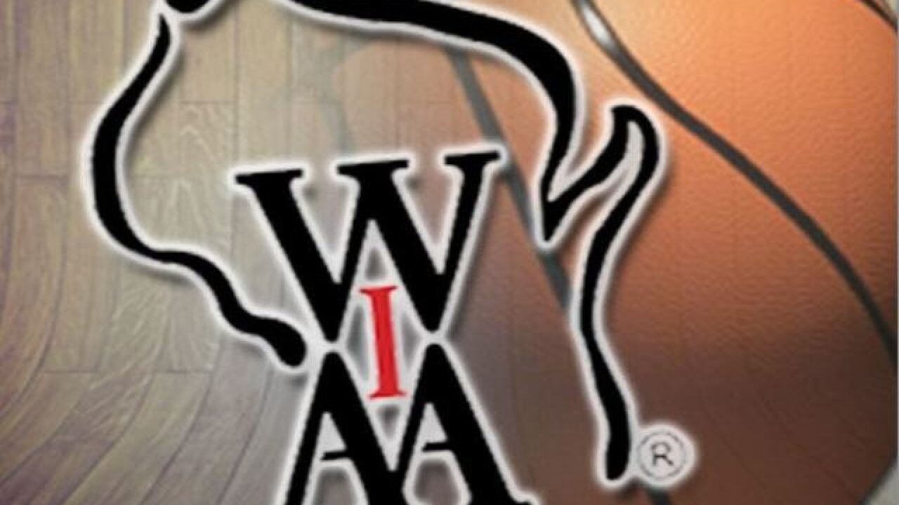 Some local girls basketball regional games postponed to Wed.