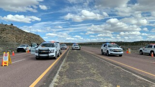 Navajo Police Department issues 179 citations during second 57-hour weekend curfew