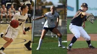MSU Billings scholar athletes