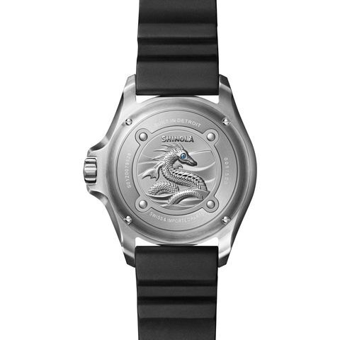 PHOTOS: Shinola introduces Lake Erie Monster limited-edition timepiece