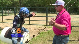 No bull: New Kent middle schooler rodeo prodigy is 'living hisdream'