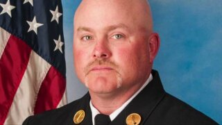 Photos: Memorial service for Lt. Brad Clark will be held Wednesday at Meadow EventPark