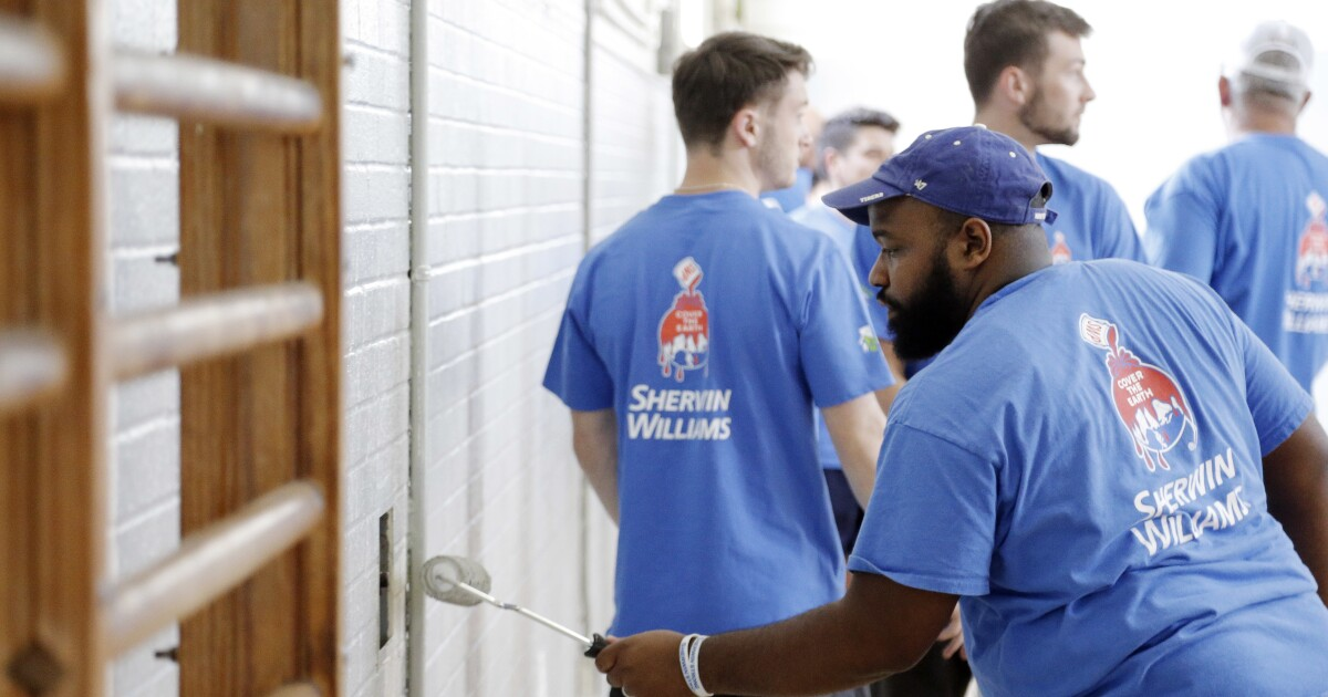 Sherwin Williams is hiring an Operations Manager