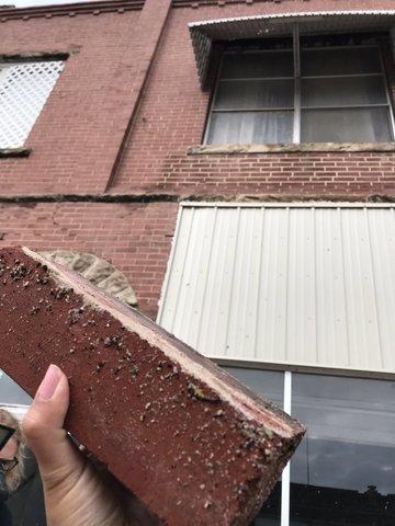 PHOTOS: Tornado rips through Fairfax