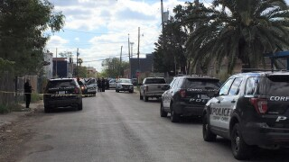 Two men found dead inside westside home