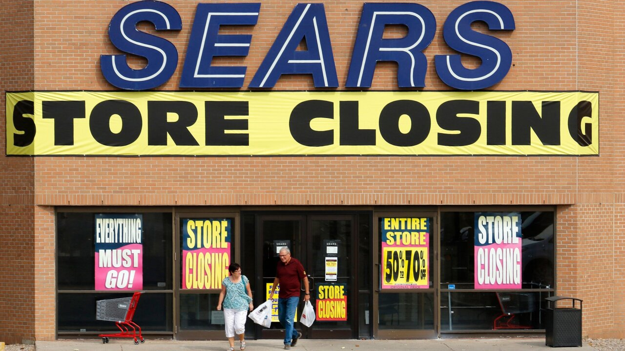 These Kmart and Sears stores are closing soon