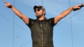 Tyler Farr tells us about his beer can launcher