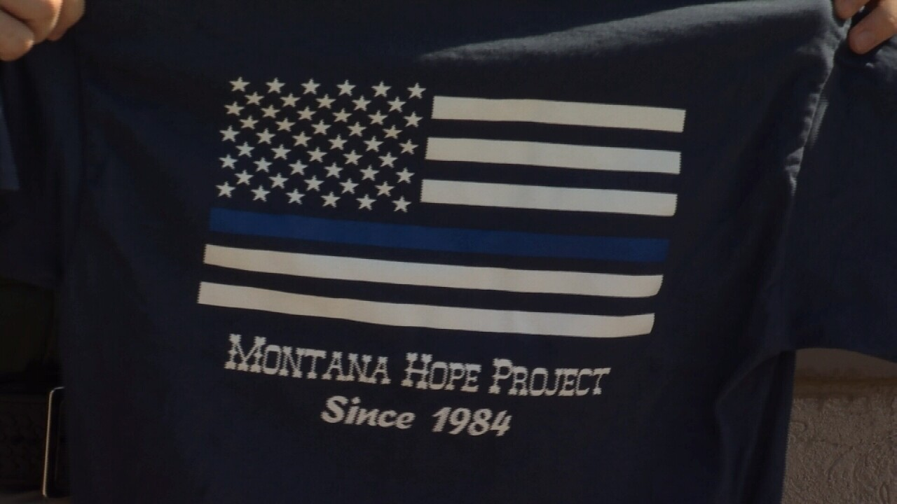 Montana Hope Project grants its 478th wish to Paycee Whitford