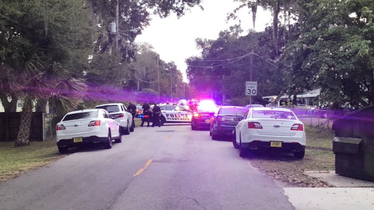 Plant City police officer involved shooting