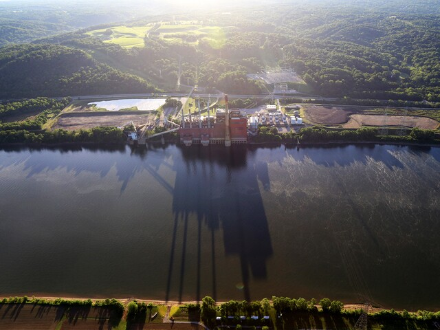Could toxic chemicals along the Ohio River be a danger to our drinking water?