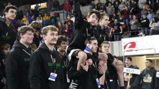 Columbus-Absarokee making noise in weekly Class B/C wrestling polls