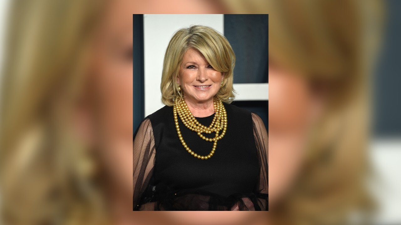 Martha Stewart launches line of CBD products
