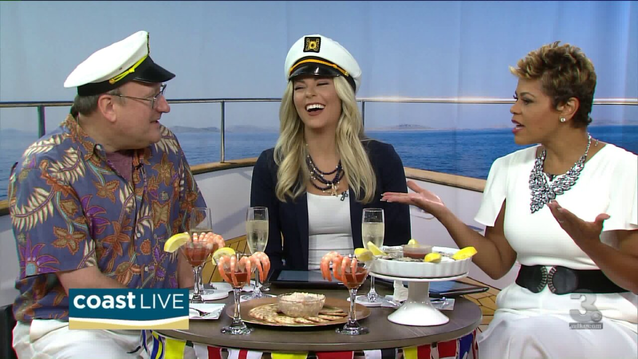 How you could win a trip on a luxury yacht from Virginia Lottery on CoastLive