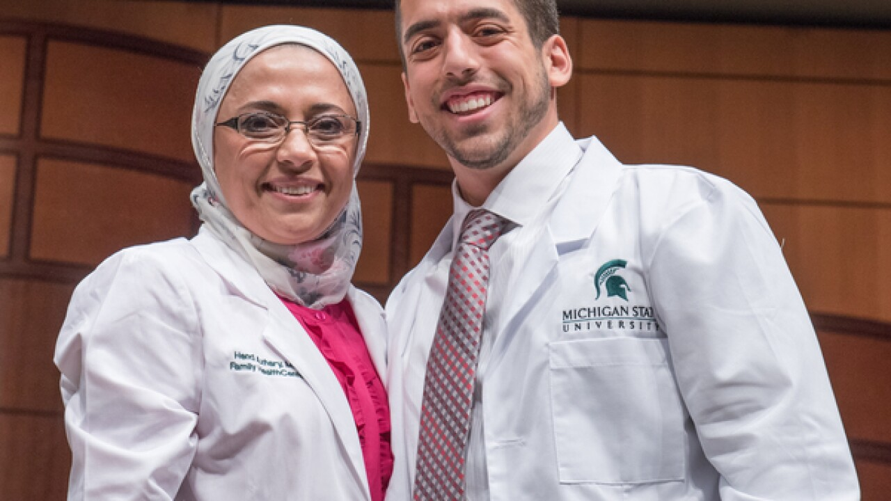 MSU College of Human Medicine welcomes students