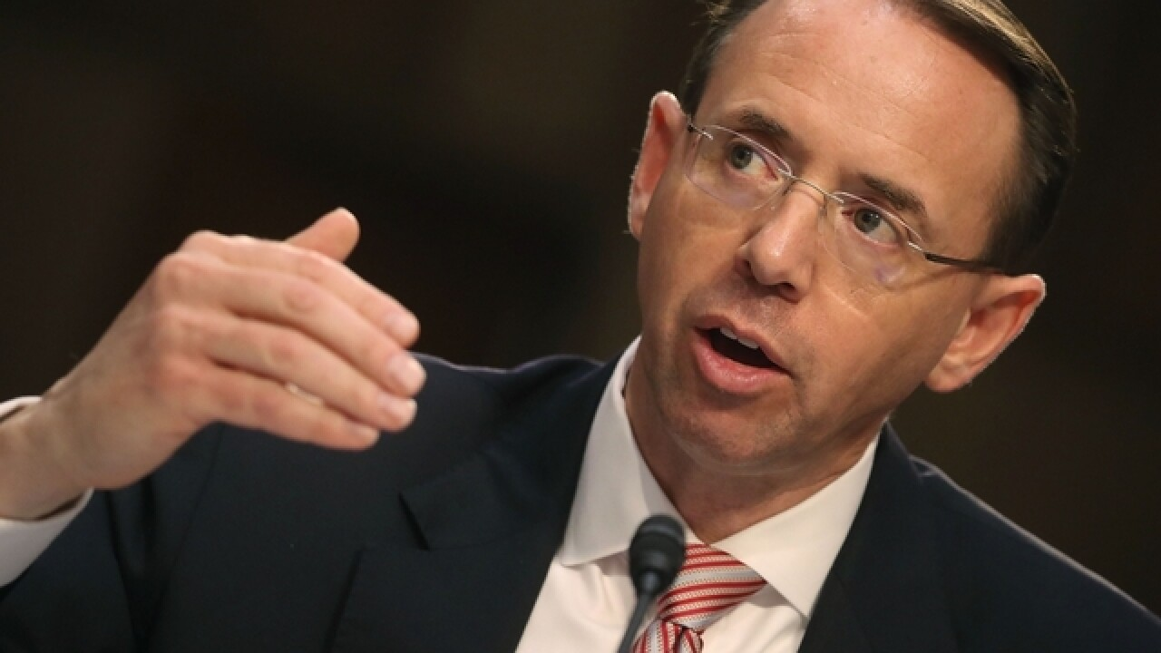 AP: Deputy Attorney General Rod Rosenstein is expecting to be fired