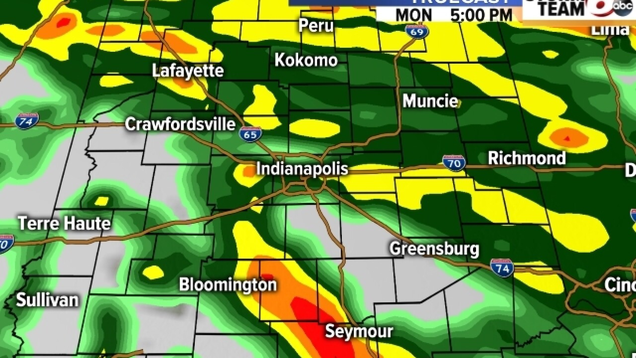 TIMELINE: When can we expect more rain?