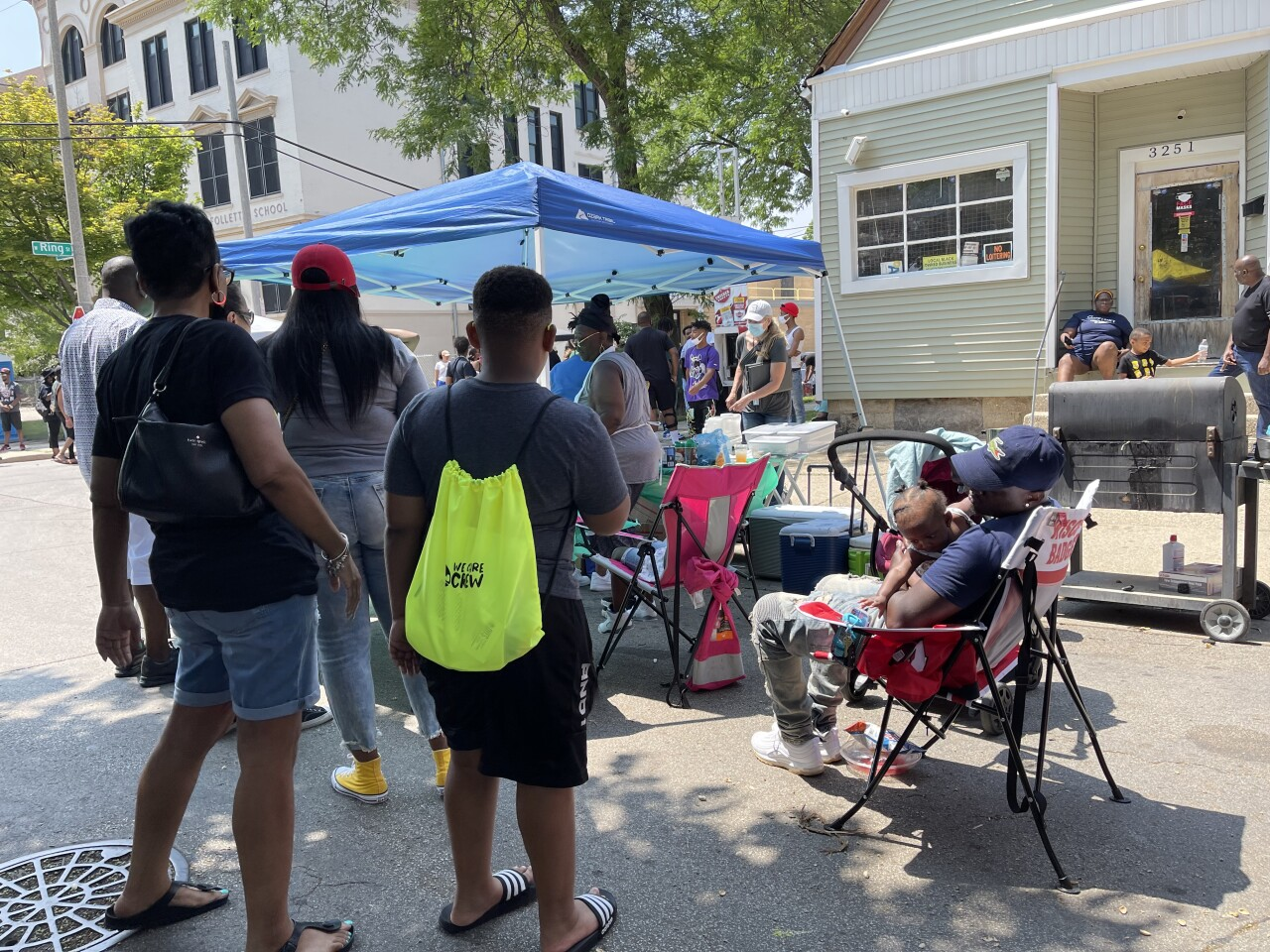 Heal the Hood Block Party