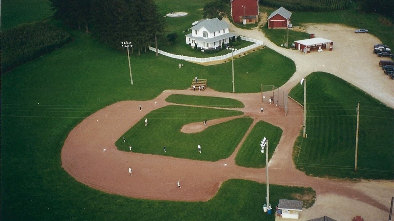 """If you build it, they will come."" MLB to host game at famous 'Field of Dreams' movie site"