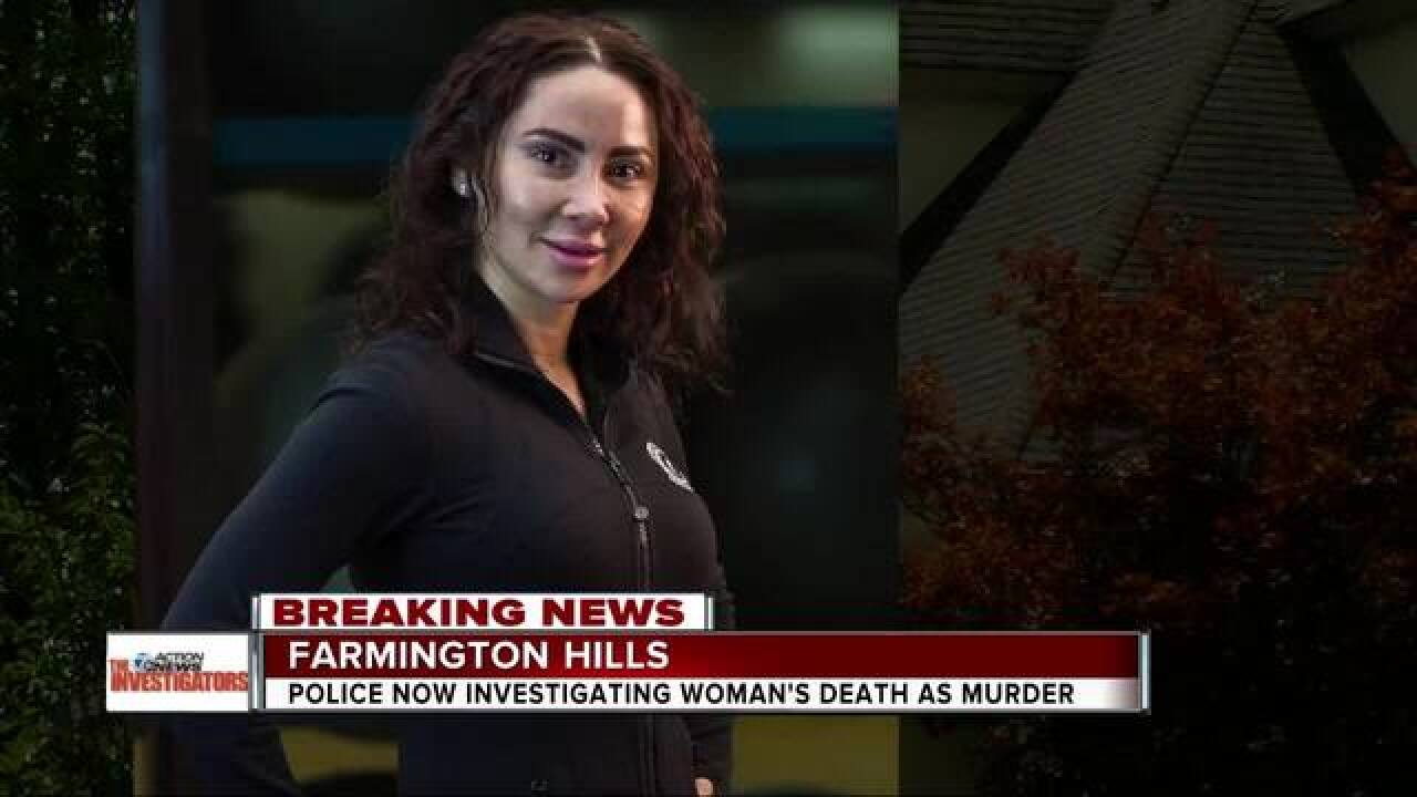 Woman found dead under window, was she murdered?