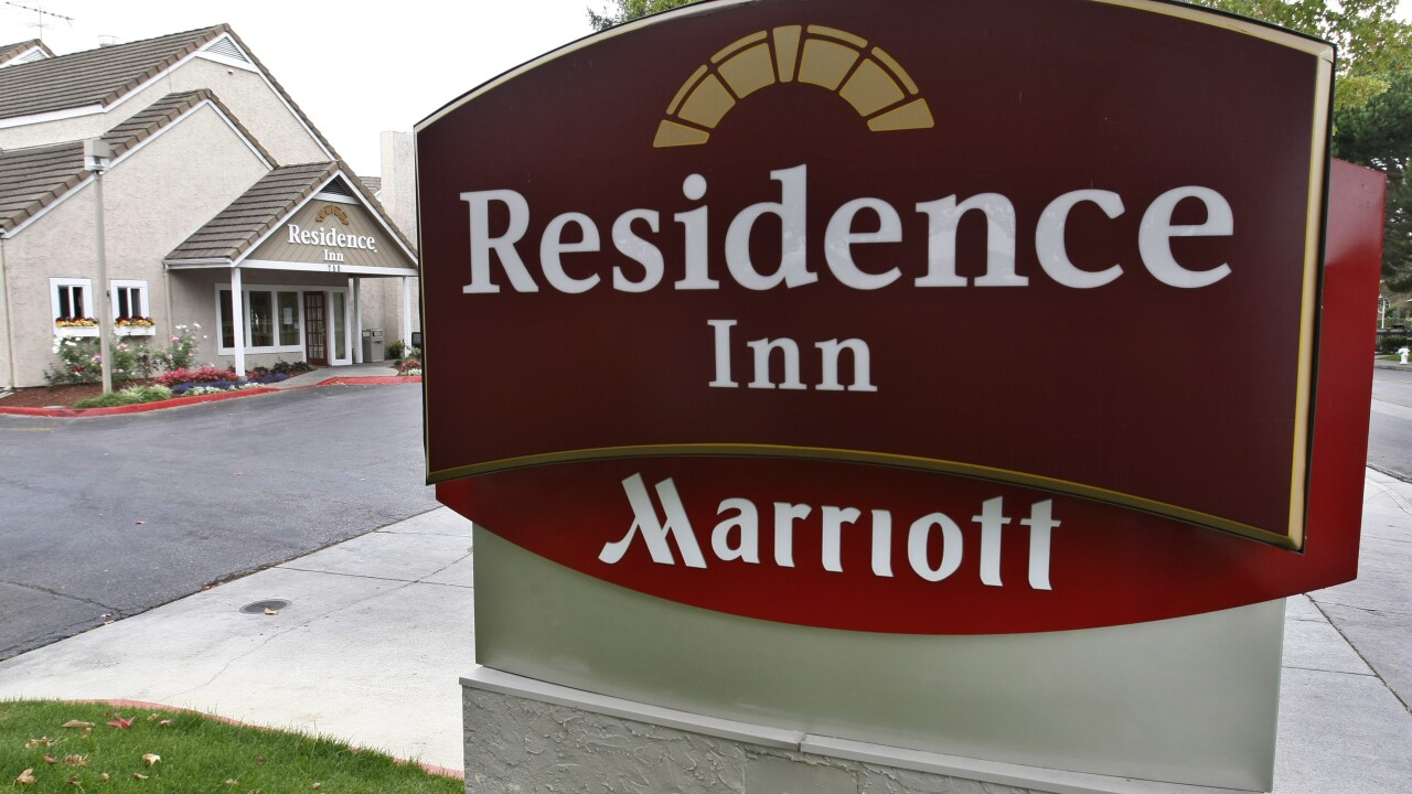 Marriott sued after black guest claims hotel made her sign 'no party policy' while white guests did not