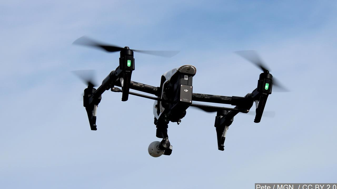FAA rules for commercial drone use go into effect Monday