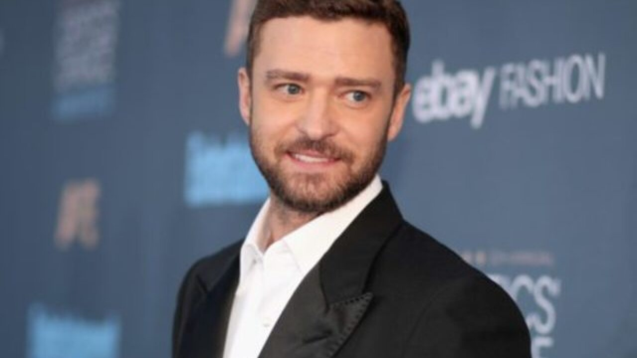 Justin Timberlake visits Texas shooting survivor in hospital