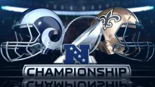 Heartbreaker: Saint lose in OT; Rams headed to the Super Bowl