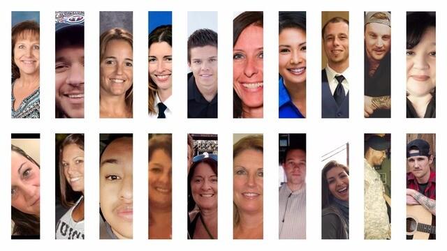 PHOTOS: Remembering those killed in Las Vegas mass shooting