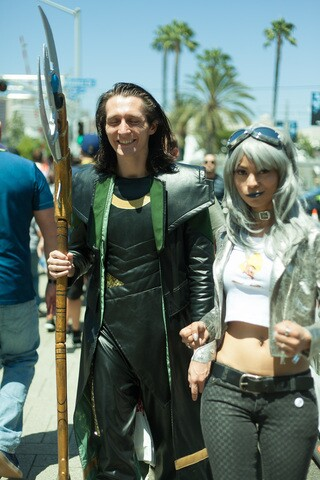 Cosplay fun at final day of Comic-Con 2017 (photo gallery)
