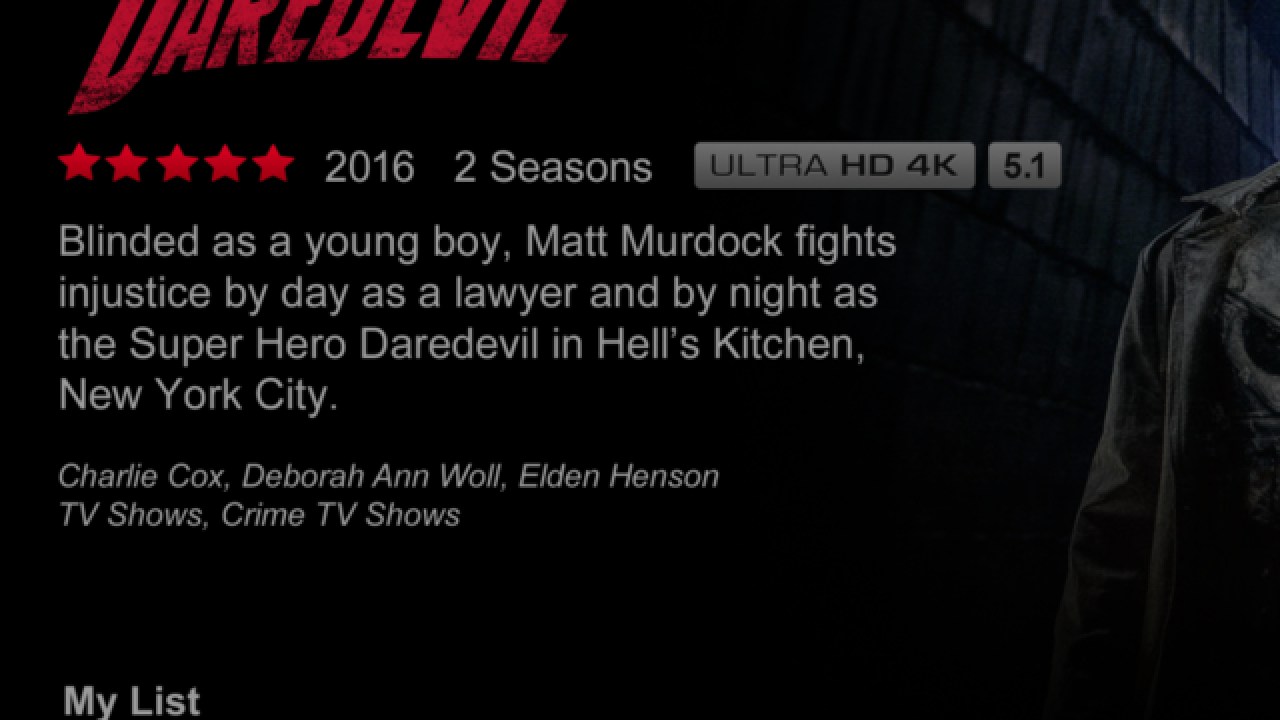 Netflix replacing five-star rating system with thumbs up or down